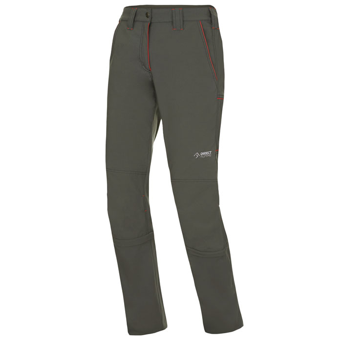 nohavice DIRECT ALPINE Sierra 5.0 Lady Anthracite