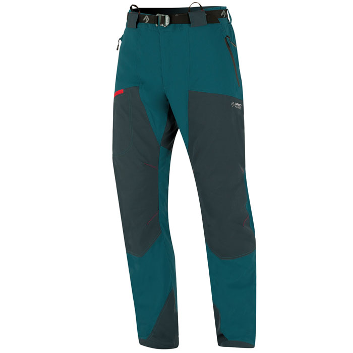 nohavice DIRECT ALPINE Mountainer Tech 1.0 Petrol/GreyBlue