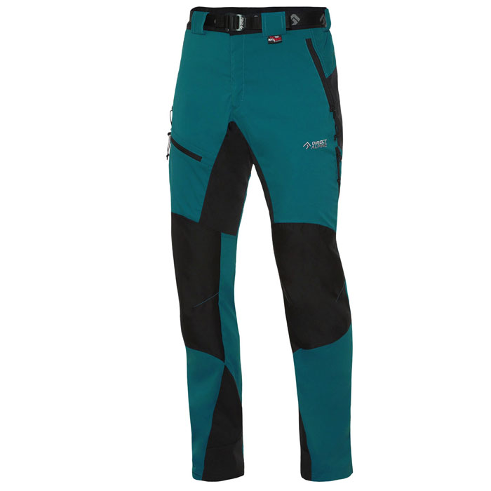 nohavice DIRECT ALPINE Patrol Tech 1.0 Petrol/Black