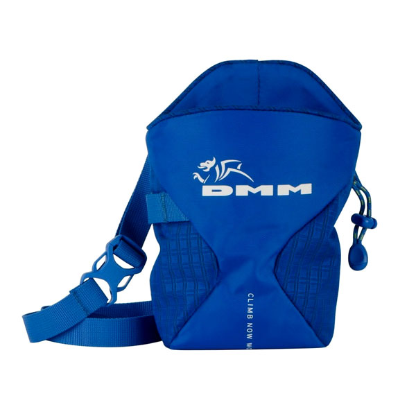 vrecko na magnézium DMM Traction Chalk Bag Blue
