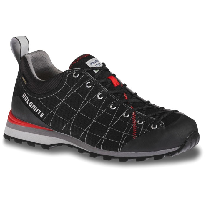 obuv DOLOMITE Diagonal Lite Black/Fiery Red