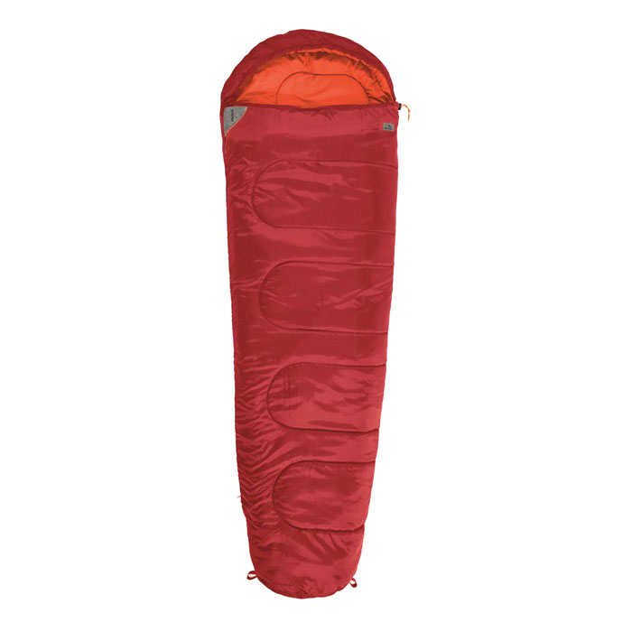 spací vak EASY CAMP Cosmos Red 190 L
