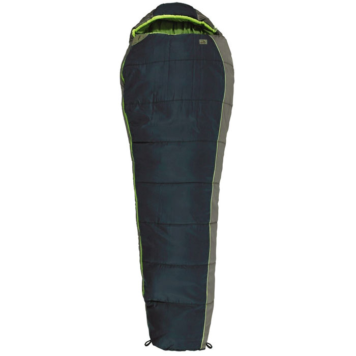 spací vak EASY CAMP Orbit 300 Navy/Grey 195 R