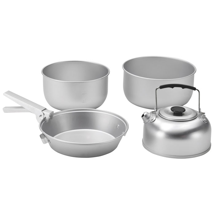 riad EASY CAMP Adventure Cook Set L