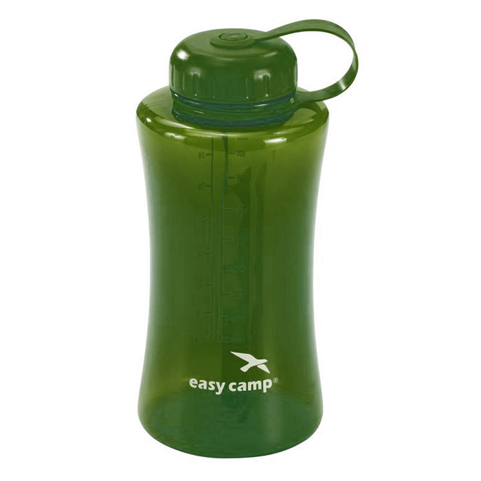 f�a�a EASY CAMP Bottle 1 L Transparent Green