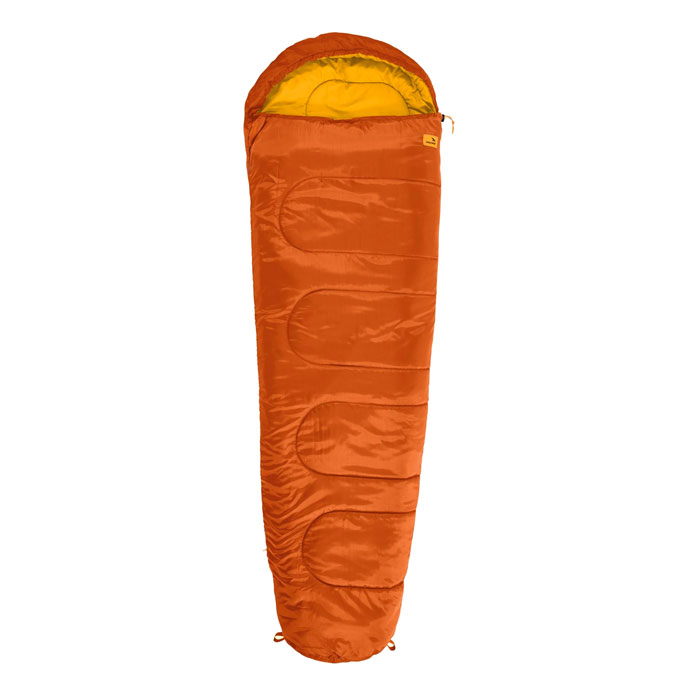 spací vak EASY CAMP Cosmos Orange 190 L