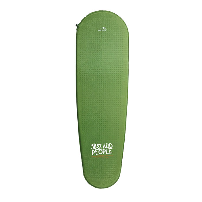 karimatka EASY CAMP Lite Mat Single 2.5 Green