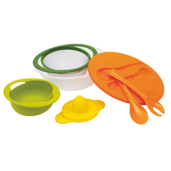 riad EASY CAMP Multi Bowl Set