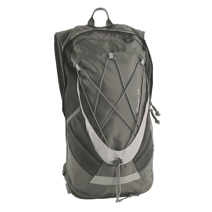 batoh EASY CAMP Shade 10 Black/Grey