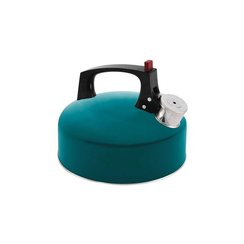 čajník EASY CAMP Whistle Kettle 2.0 L Blue