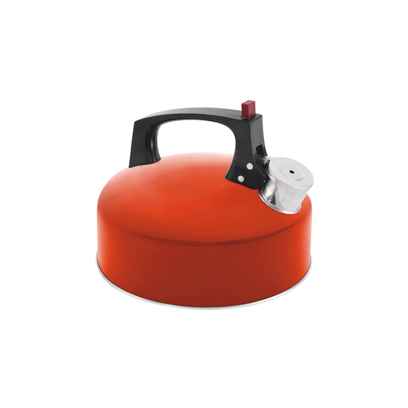 čajník EASY CAMP Whistle Kettle 2.0 L Orange