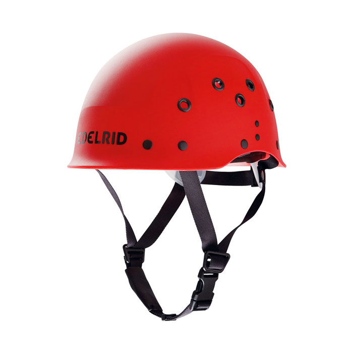 prilba EDELRID Arborlight Work Red 54-60cm