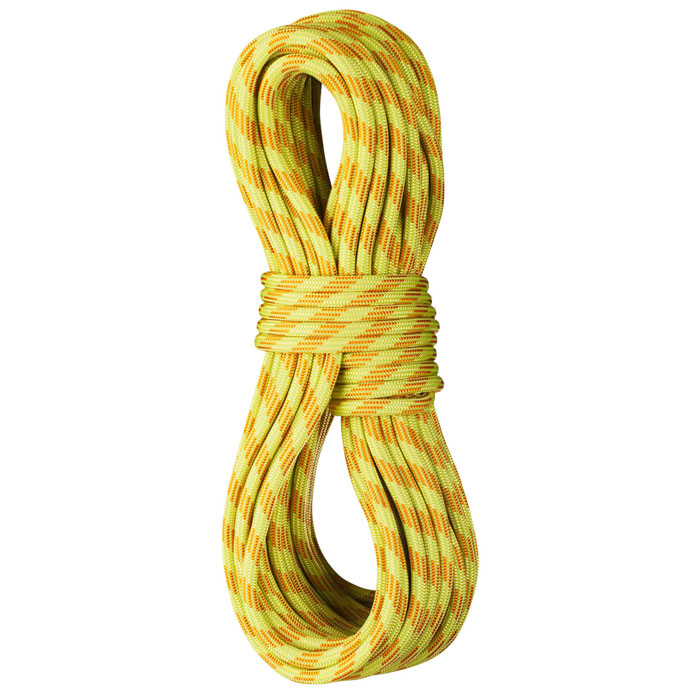 lano EDELRID Confidence 8mm 20m Oasis/Flame