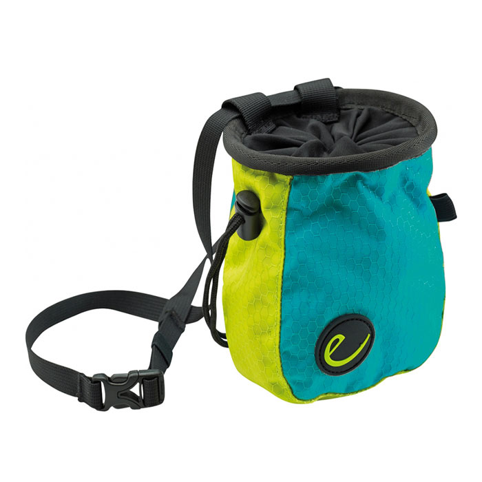 vrecko na magnézium EDELRID Chalk Bag Cosmic Lady Oasis/Icemint