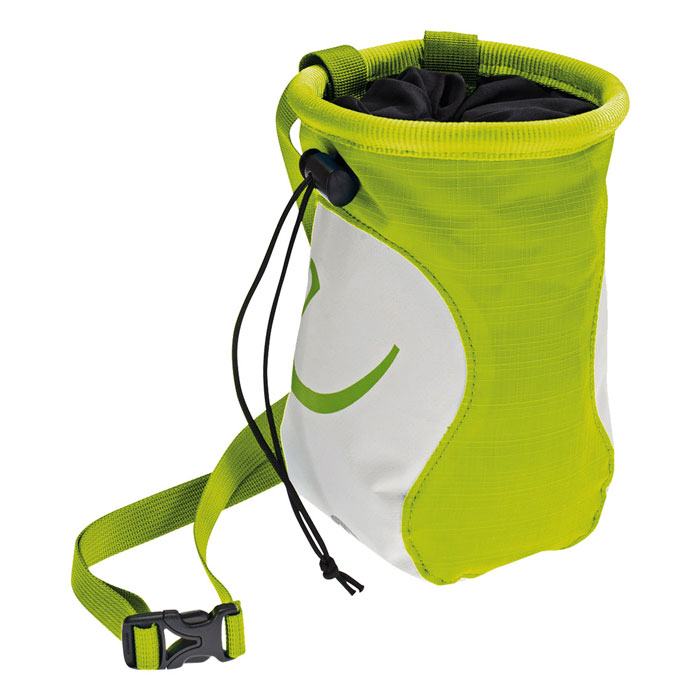 vrecko na magnézium EDELRID Chalk Bag Orbit Oasis/Snow