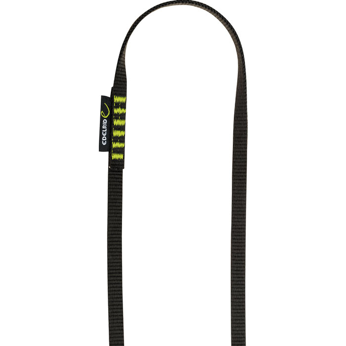 slu�ka EDELRID Tech Web Sling 12mm 90cm Black