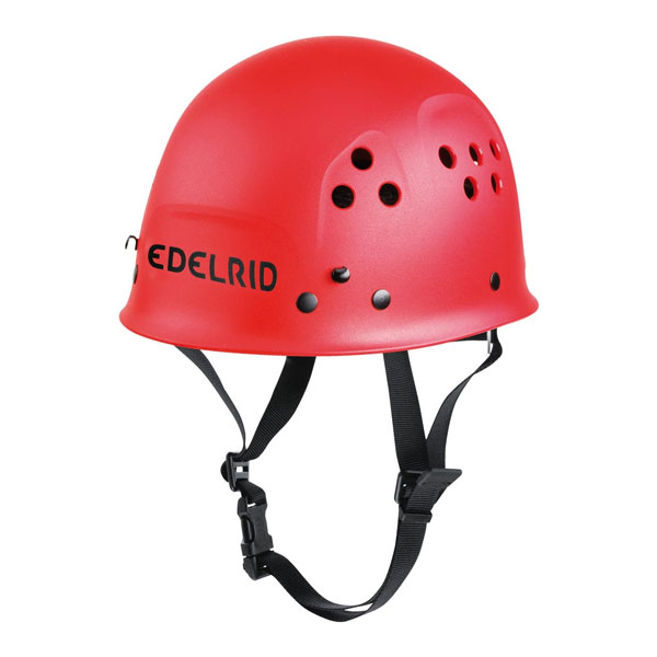 prilba EDELRID Ultralight Red 54-60cm