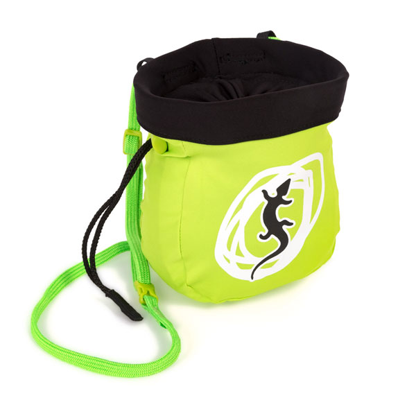vrecko na magnézium FIXE Chalk Bag Large Lime