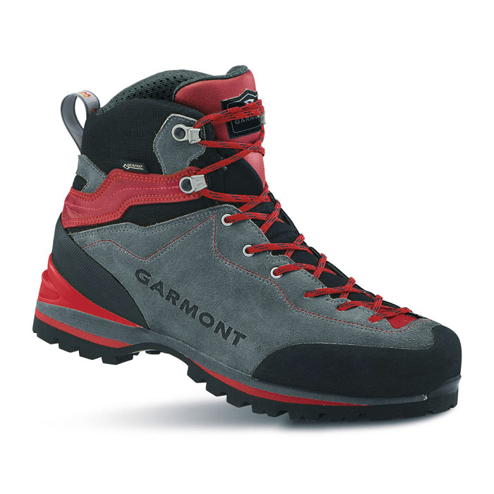 obuv GARMONT Ascent GTX Grey/Red