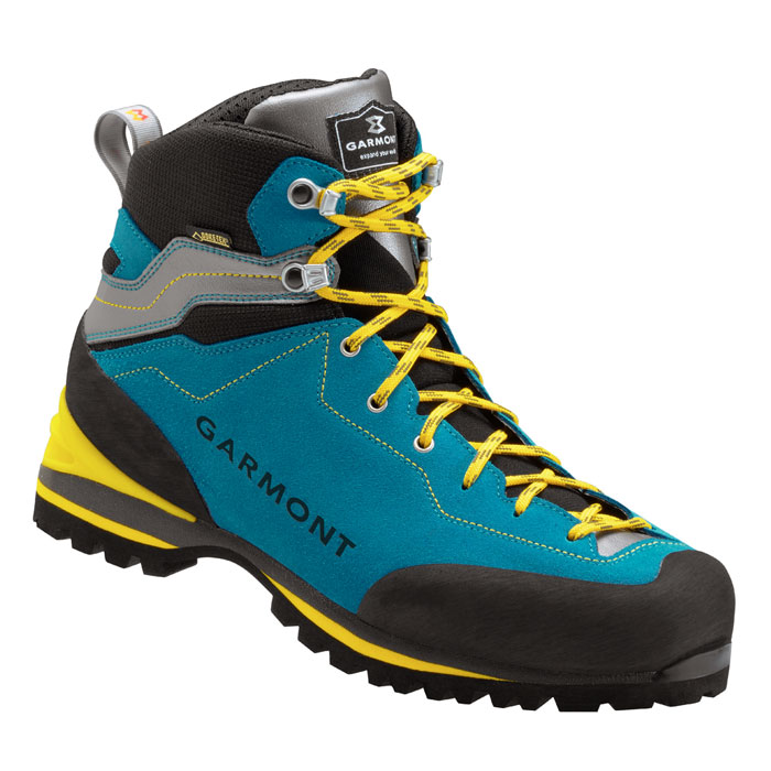 obuv GARMONT Ascent GTX Aqua Blue/Light Grey