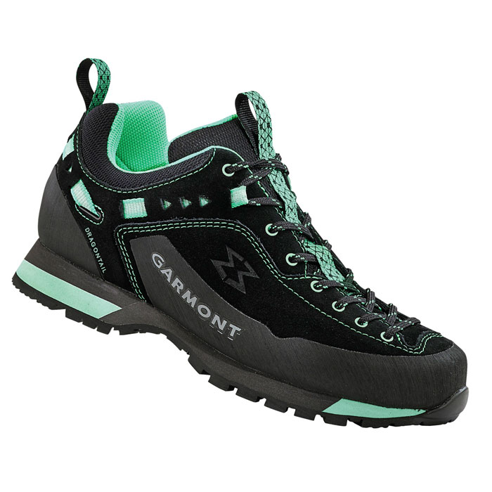 obuv GARMONT Dragontail LT WMS Black/Light Green