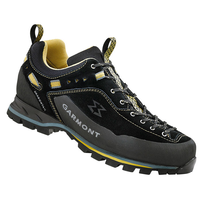 obuv GARMONT Dragontail MNT Black/Dark Yellow