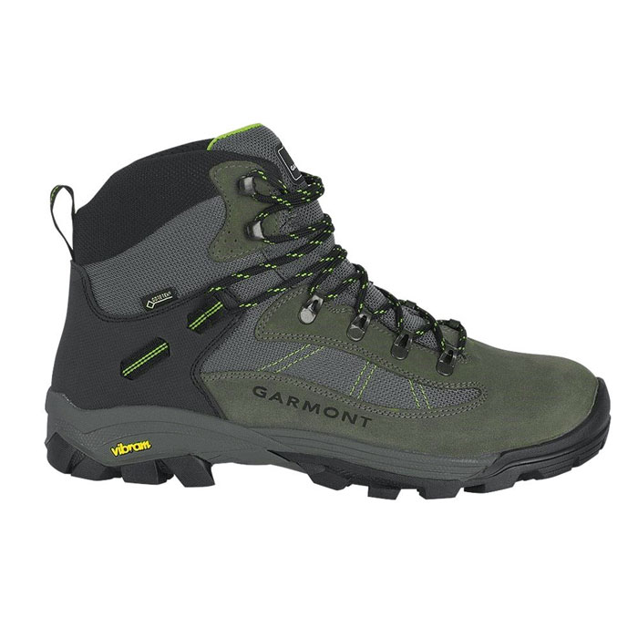 obuv GARMONT Misurina V GTX Women Anthracite/Green