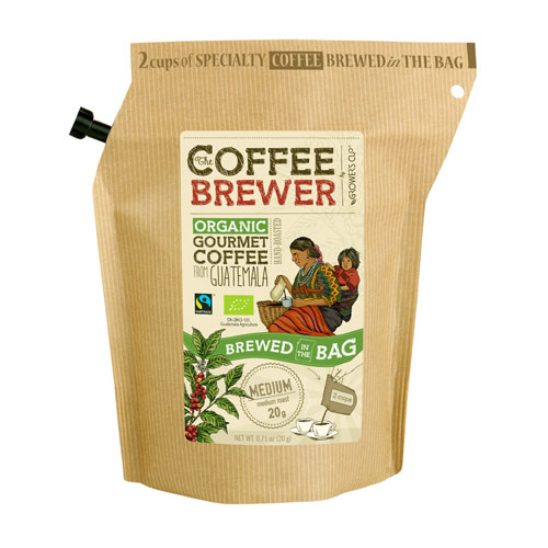 káva GROWER´S CUP Guatemala 20g