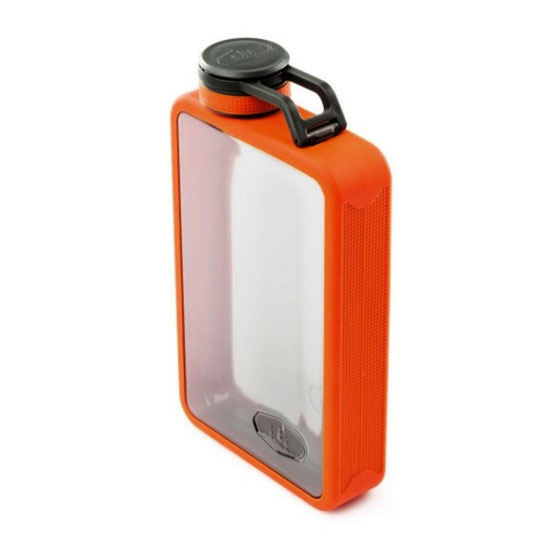 ploskačka GSI Outdoors Boulder Flask 295ml Orange