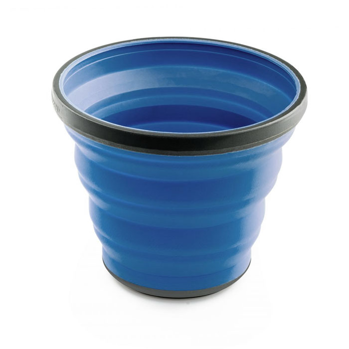 skladací pohár GSI Outdoors Escape Cup 0.5 L Blue
