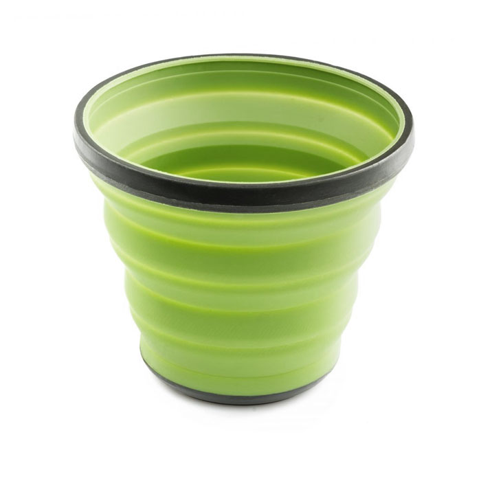 skladací pohár GSI Outdoors Escape Cup 0.5 L Green