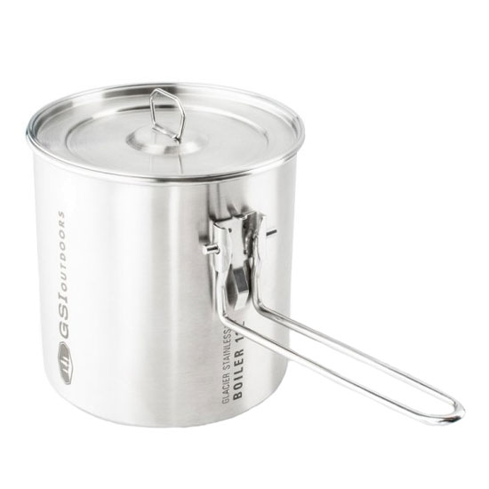 hrniec GSI Outdoors Glacier Stainless Boiler 1.1 L