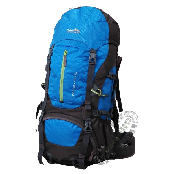batoh HIGH COLORADO Manaslu 45+10 Blue