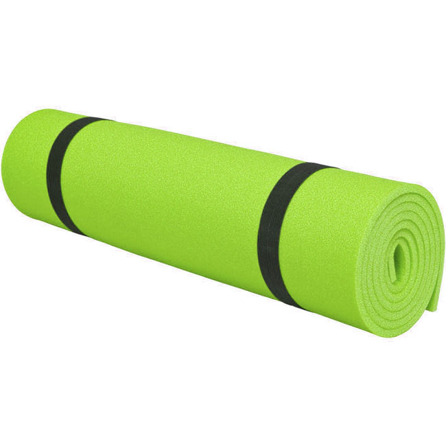 karimatka HIGH COLORADO Camping Mat 8mm Lime