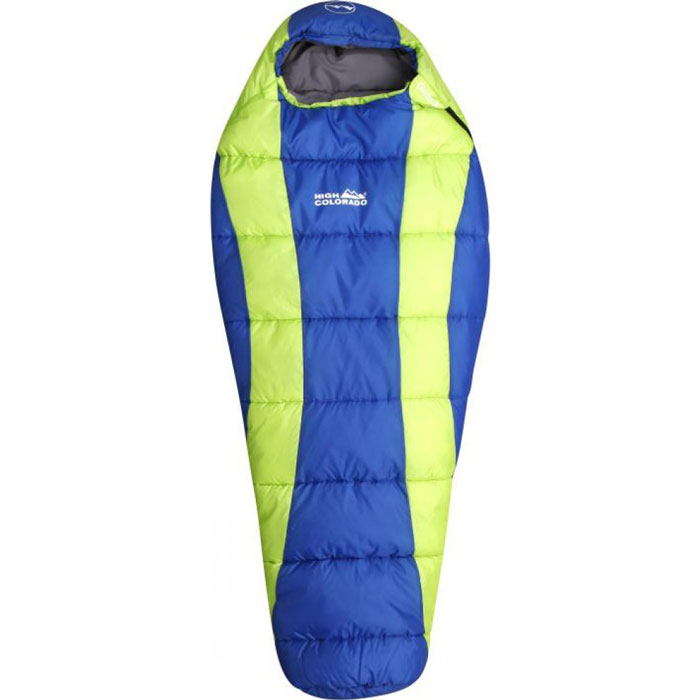 spac�k HIGH COLORADO Condor Jr. Blue/Lime Left Zip