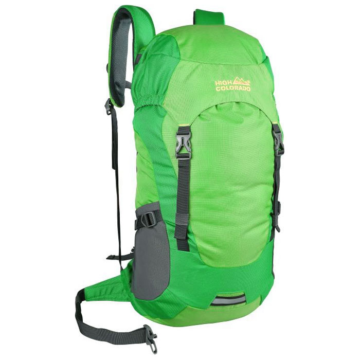 batoh HIGH COLORADO Terai 22 Bright Green/Green