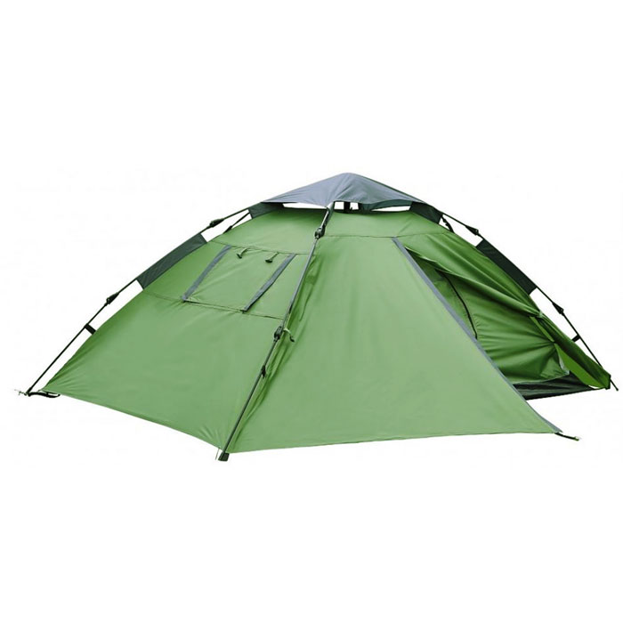 stan HIGH COLORADO Camp Umbrella 2 Green/Dark Grey