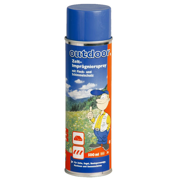 impregnácia HIGH COLORADO Tent Waterproof Spray 500ml