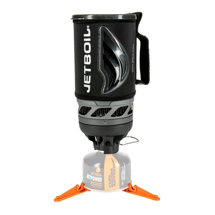 varič JETBOIL Flash Carbon + kartuša 100g