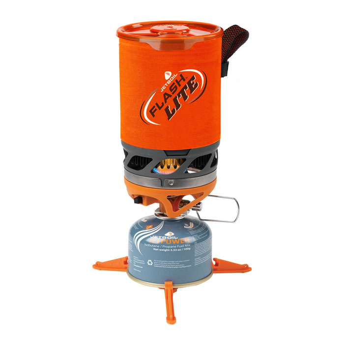 varič JETBOIL Flash LITE Orange + kartuša 100g