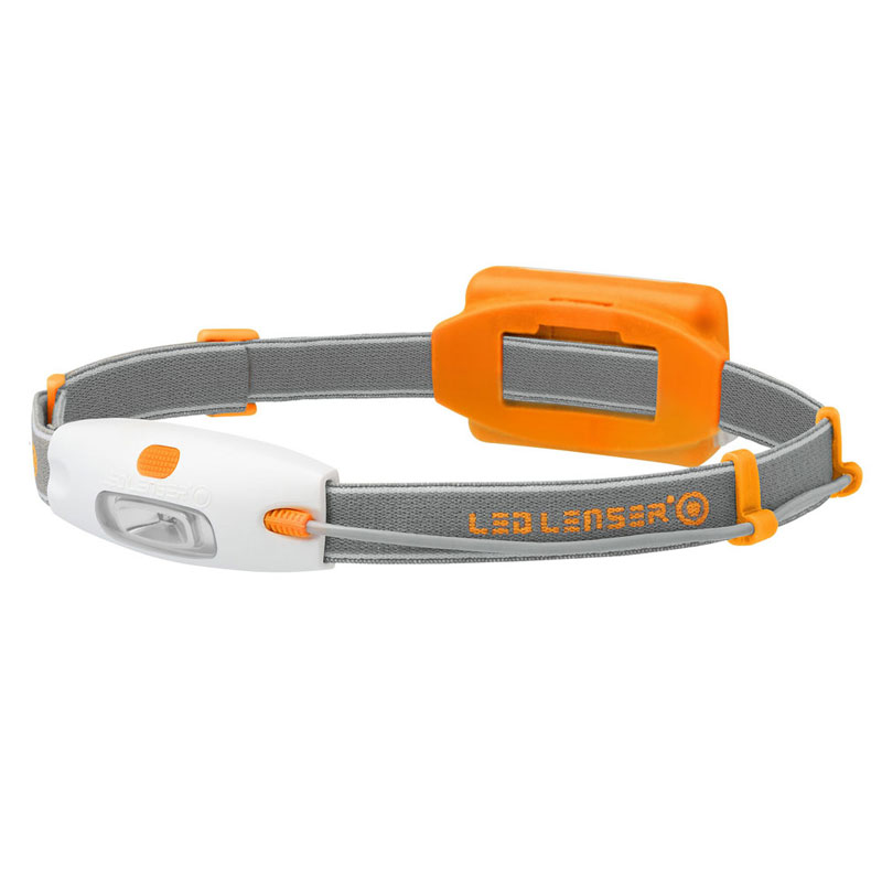 �elovka LED LENSER NEO Neon Orange