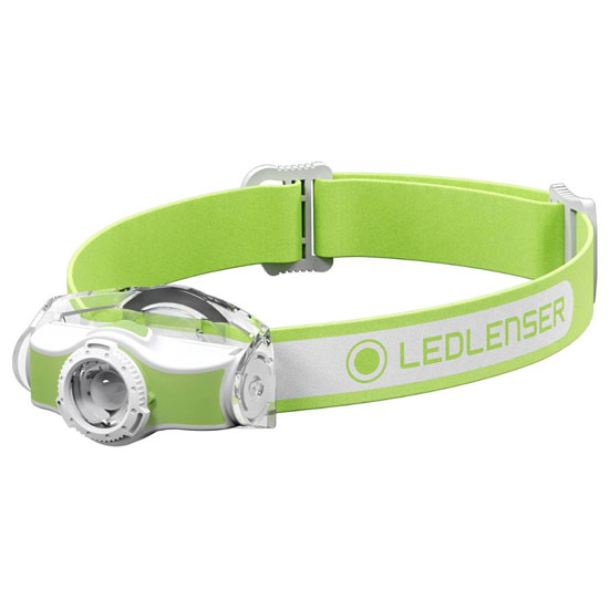 čelovka LED LENSER MH3 Green