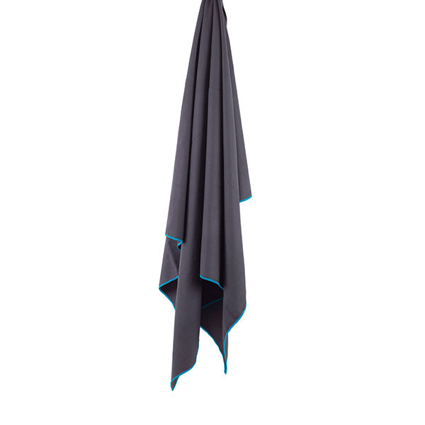uterák LIFEVENTURE SoftFibre Lite Trek Towel L Grey