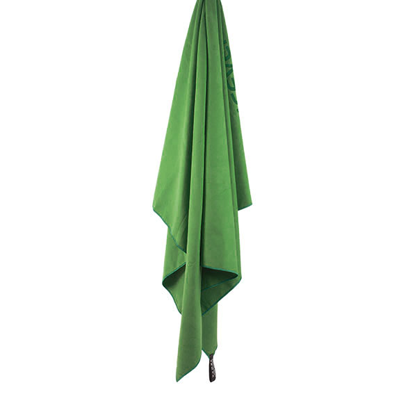 uterák LIFEVENTURE SoftFibre Trek Towel XL Green