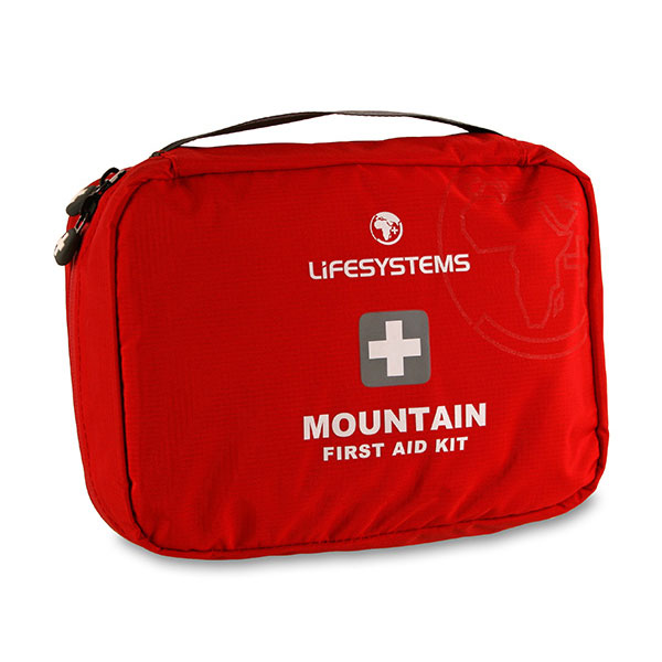 lekárnička LIFESYSTEMS Mountain First Aid Kit
