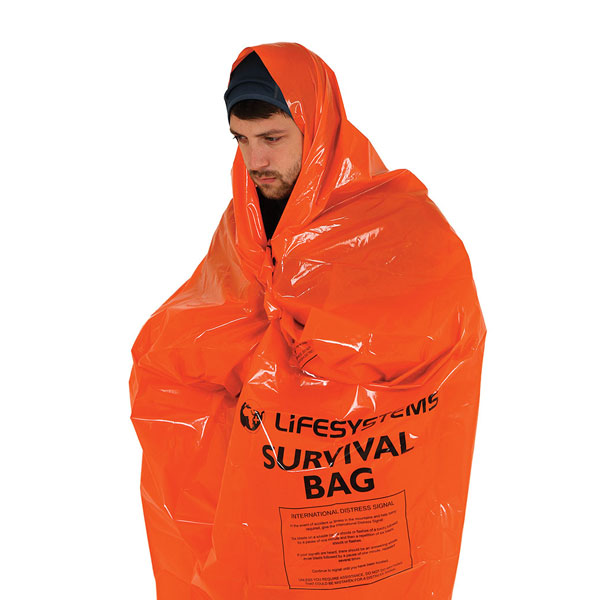 ochranný vak LIFESYSTEMS Survival Bag