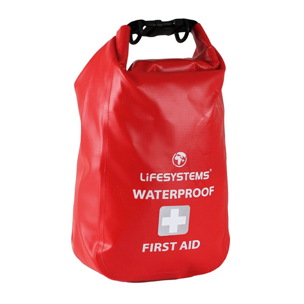lekárnička LIFESYSTEMS Waterproof First Aid Kit