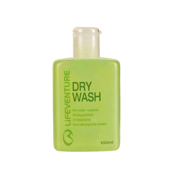 gél LIFEVENTURE Dry Wash 100ml