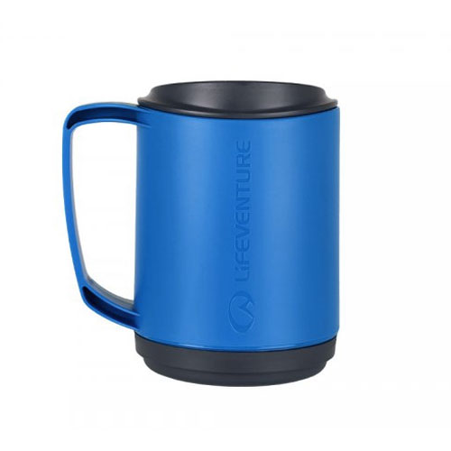hrnček LIFEVENTURE Ellipse Insulated Mug 0.35 L Blue