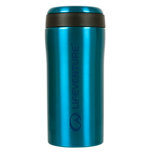 termo pohár LIFEVENTURE Thermal Mug 300ml Blue